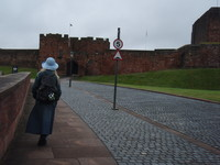 Carlisle Castle Gate I